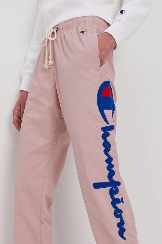 różowy Champion - Spodnie