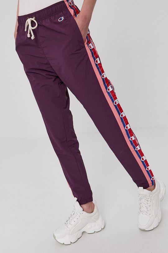 Champion - Spodnie purpurowy