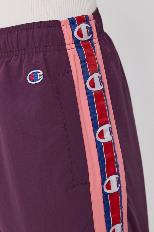 purpurowy Champion - Spodnie