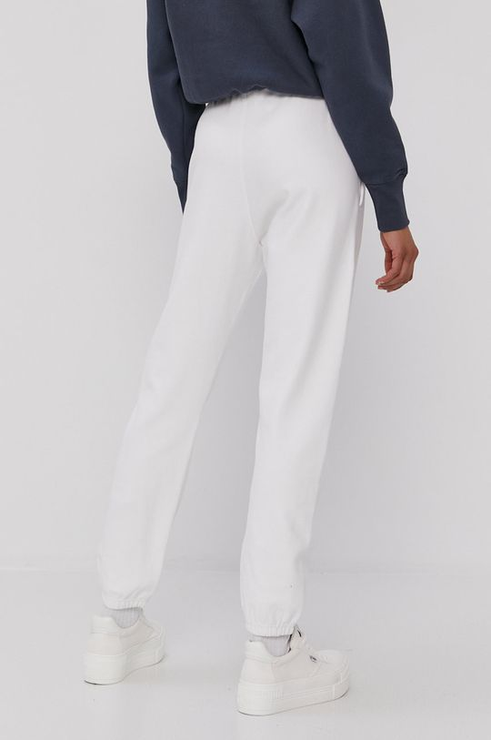 biały Champion - Spodnie
