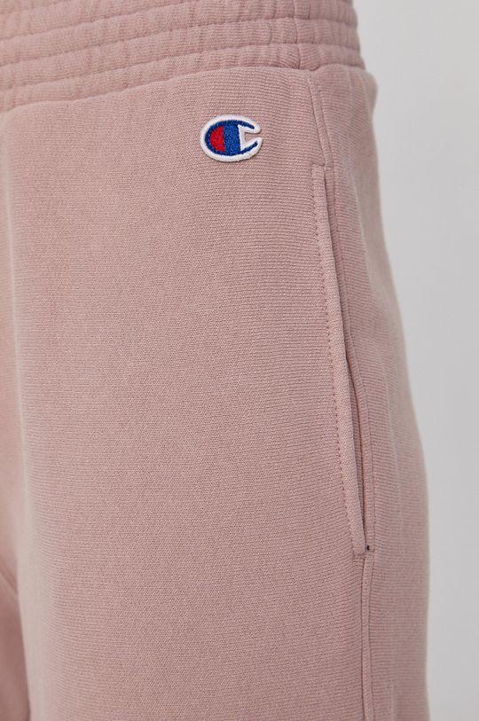 brudny róż Champion - Spodnie