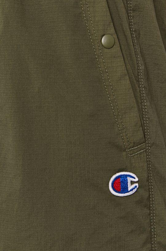 brązowa zieleń Champion - Spodnie