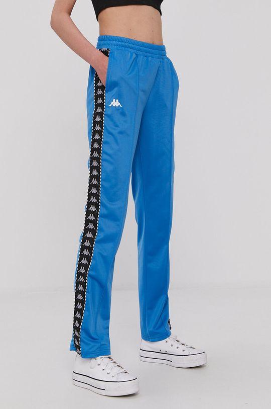 niebieski Kappa - Spodnie Damski