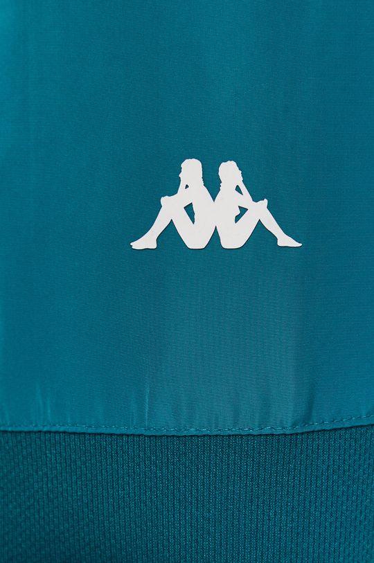 tyrkysová modrá Kappa - Nohavice