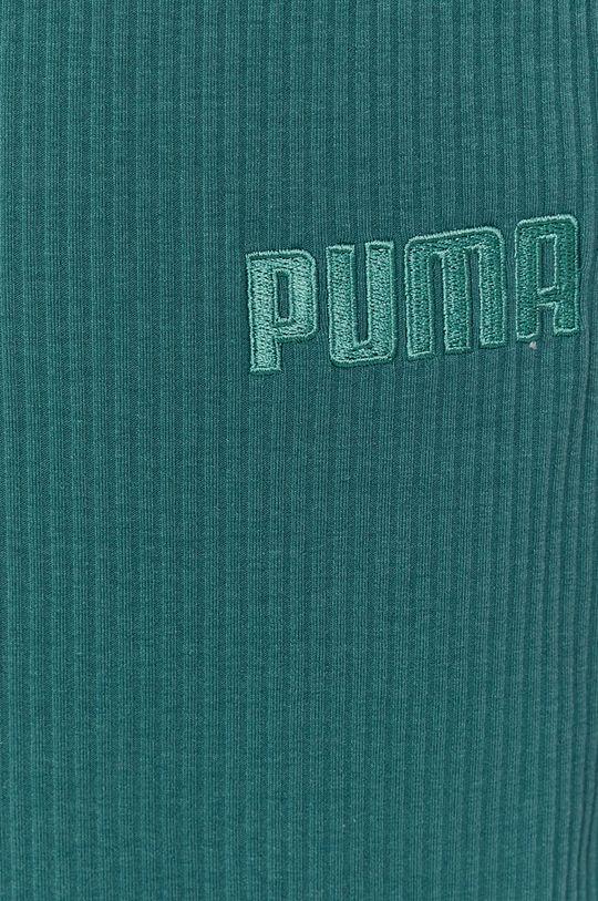 zielony Puma - Spodnie Modern Basics
