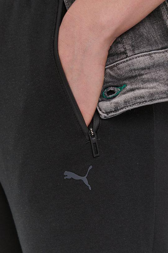 čierna Puma - Nohavice Ferrari Style