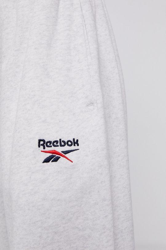 šedá Reebok Classic - Kalhoty