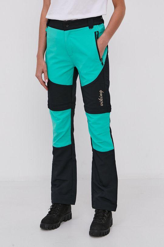 ostry zielony Viking - Spodnie Damski