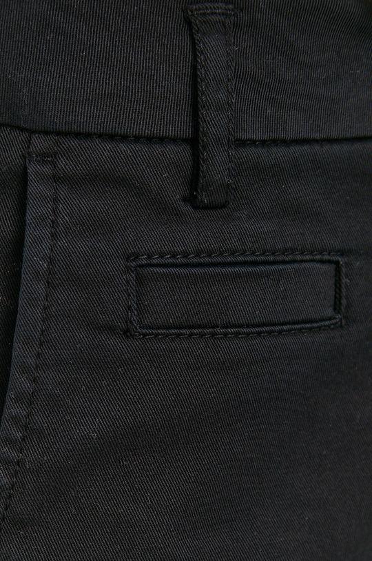 czarny United Colors of Benetton - Spodnie
