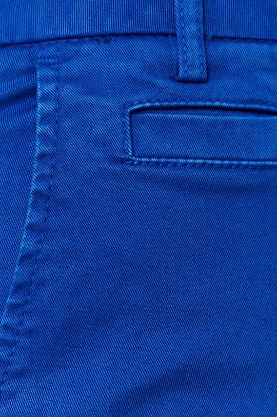 modrá United Colors of Benetton - Kalhoty