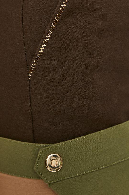jasny oliwkowy United Colors of Benetton - Spodnie