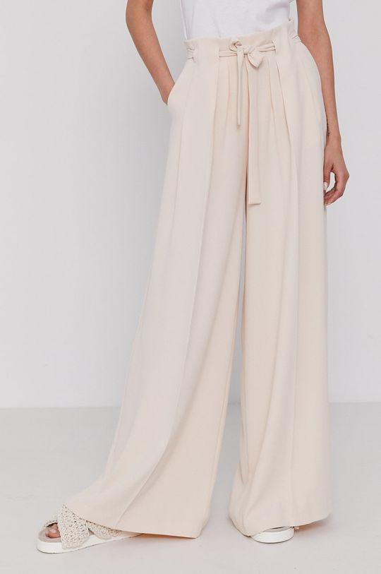 Sisley - Kalhoty písková
