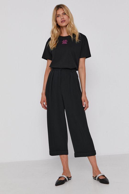 Twinset - Kalhoty černá