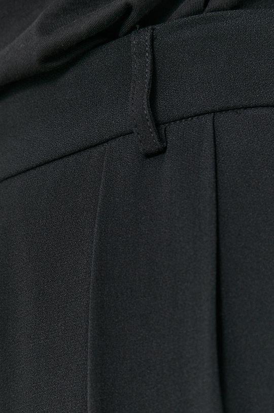 czarny Twinset - Spodnie