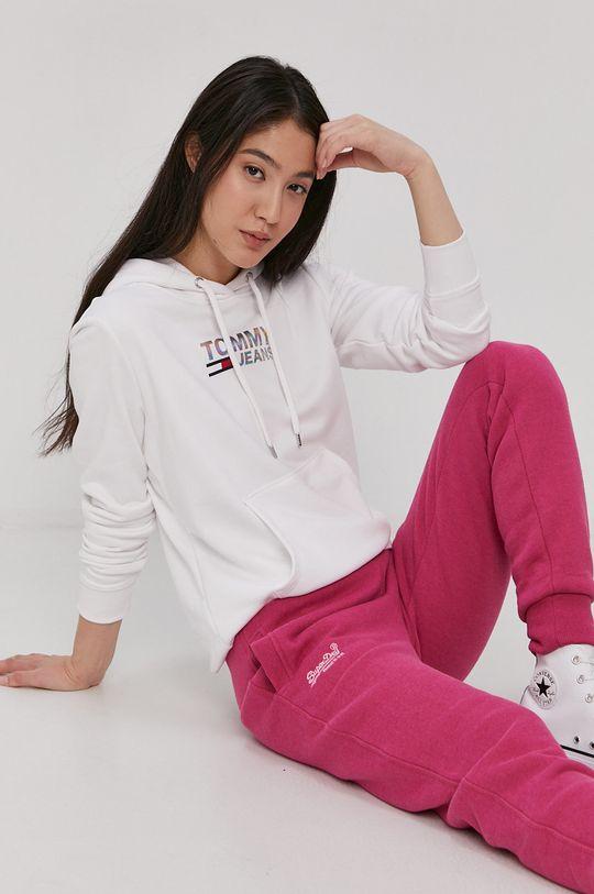 Superdry - Kalhoty pastelová