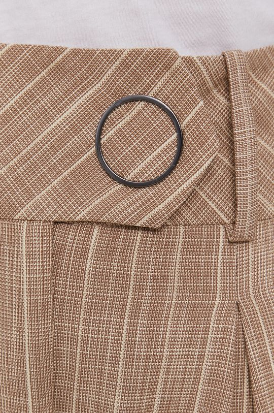 písková Sisley - Kalhoty