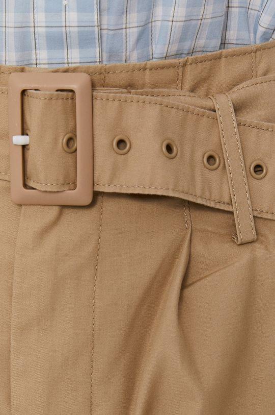 piaskowy Levi's - Spodnie