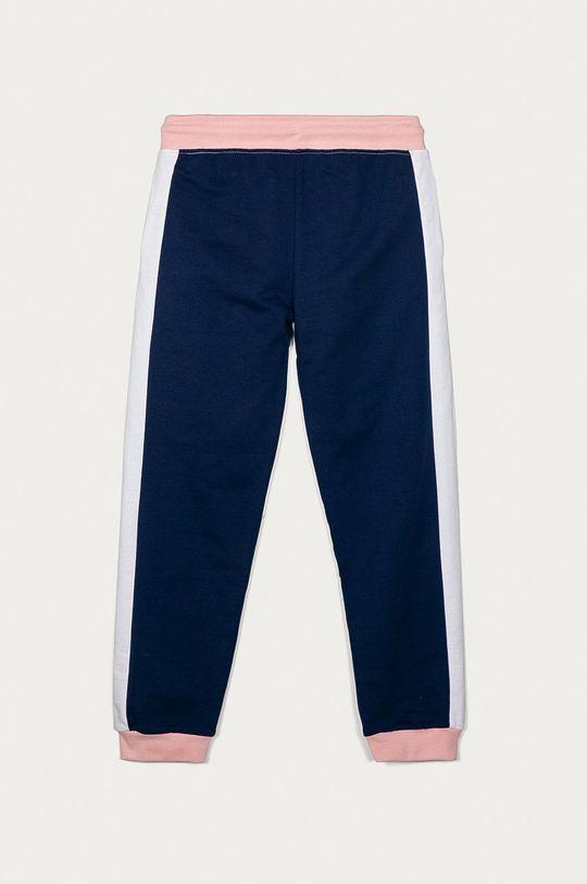 Guess - Dětské kalhoty 116-175 cm růžová