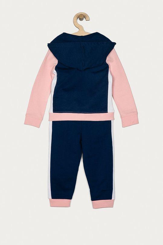 Guess - Spodnie dziecięce 92-122 cm różowy