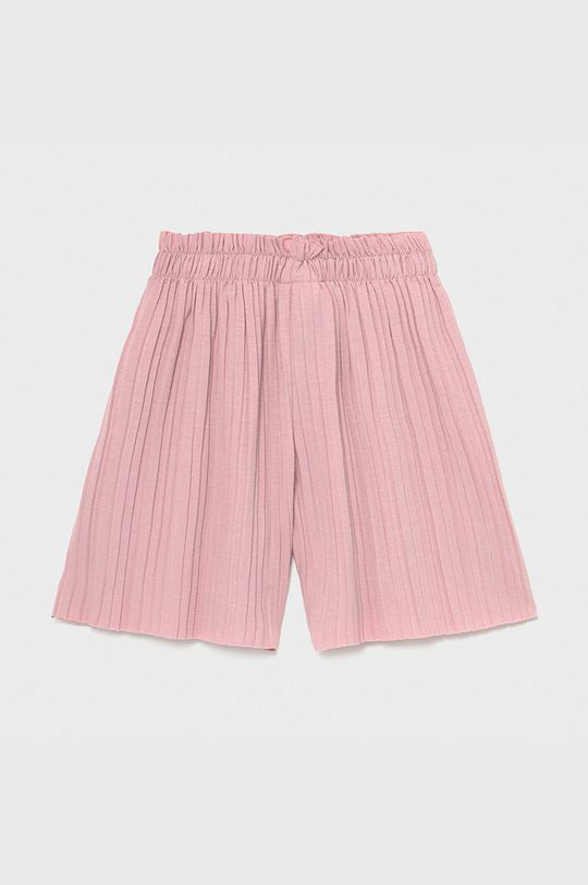 Mayoral - Spodnie dziecięce pastelowy różowy