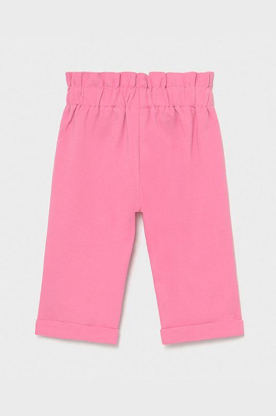 Mayoral - Spodnie dziecięce różowy