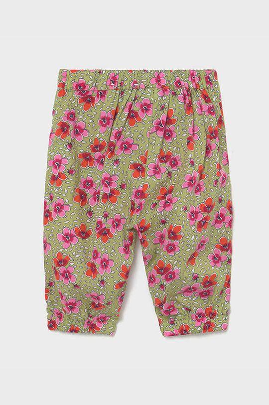Mayoral - Spodnie dziecięce zielony