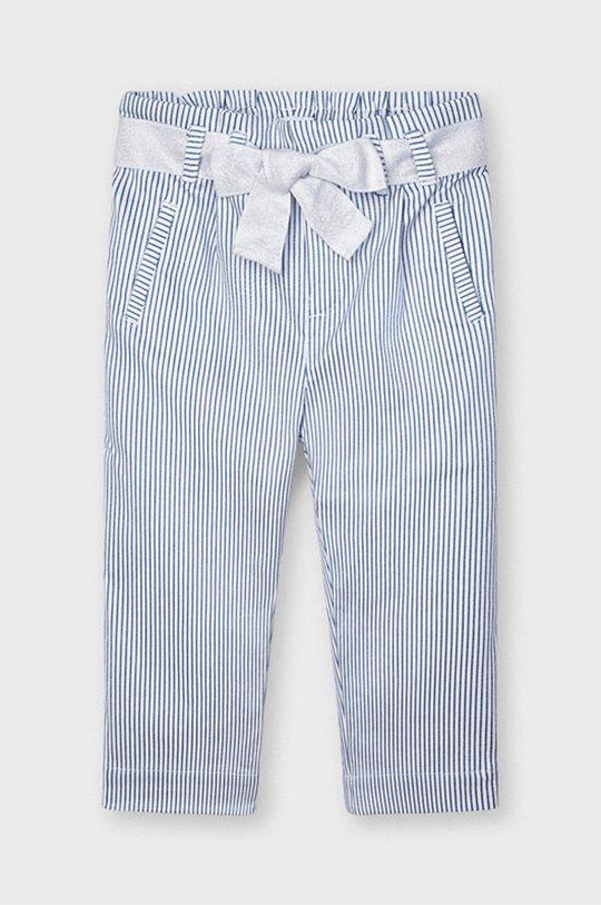 Mayoral - Pantaloni copii bleumarin
