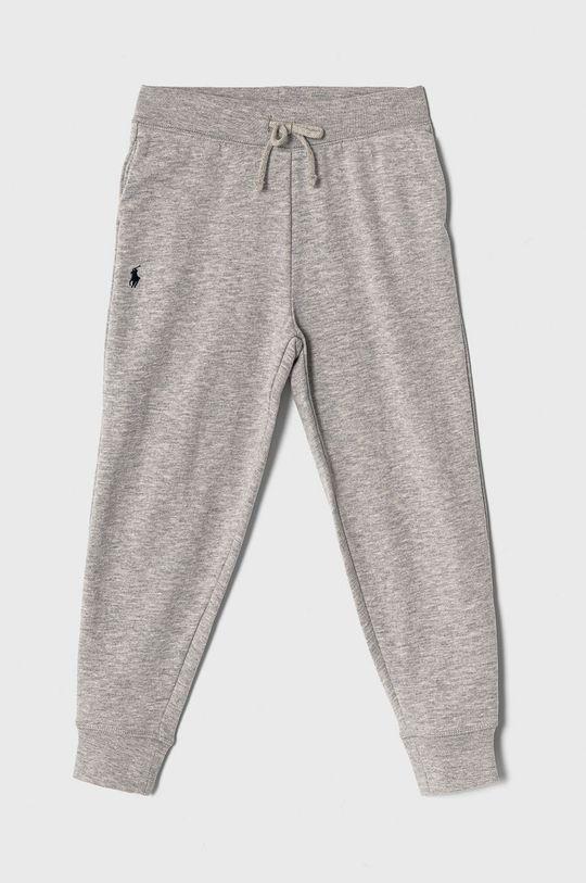 szary Polo Ralph Lauren - Spodnie dziecięce 128-176 cm Dziewczęcy