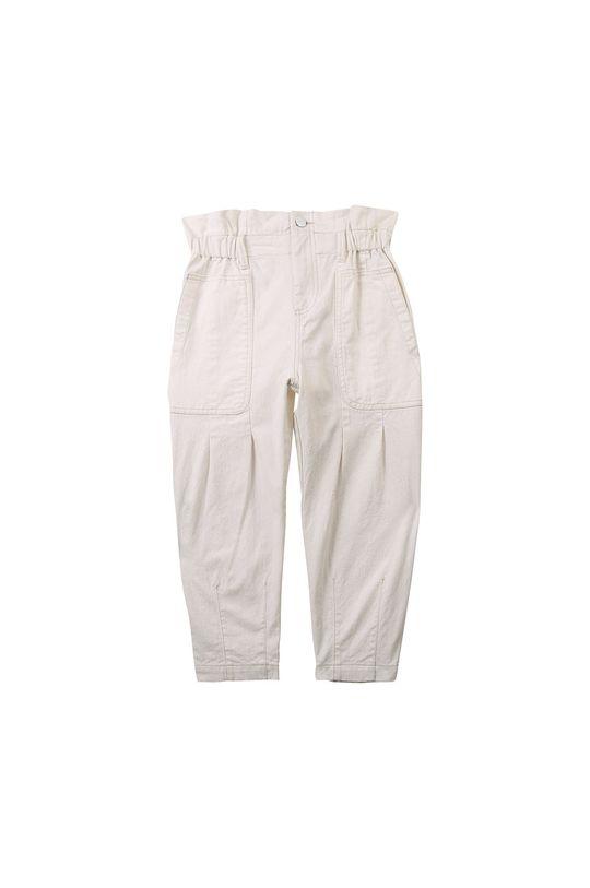 Dkny - Detské nohavice biela