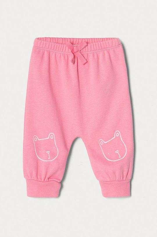 różowy GAP - Spodnie dziecięce 50-86 cm Dziewczęcy