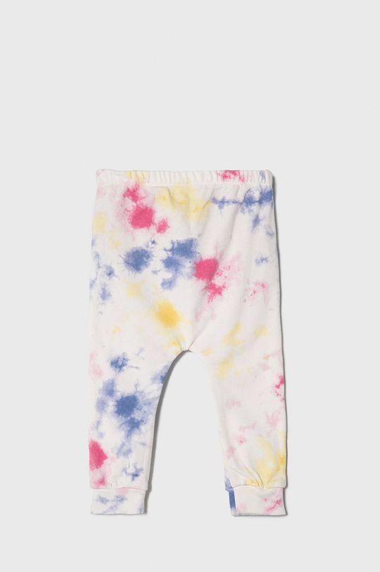 GAP - Detské nohavice 50-86 cm  77% Bavlna, 14% Polyester, 9% Recyklovaný polyester