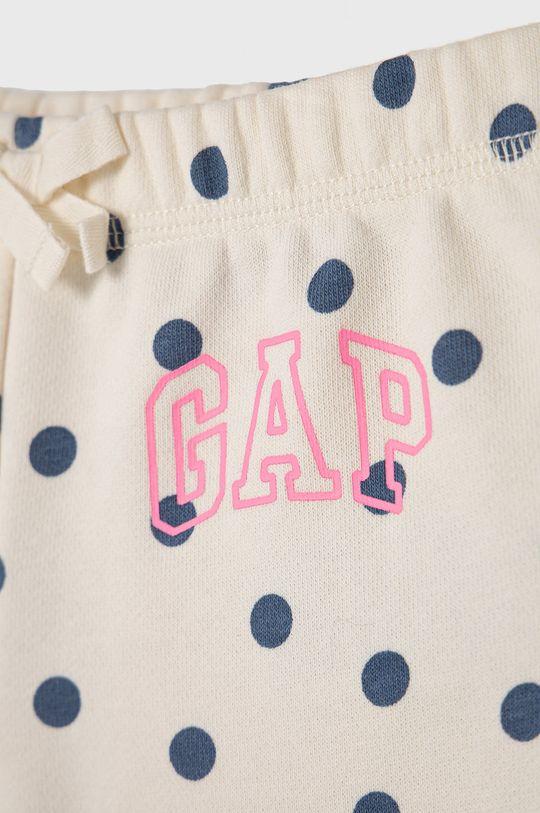 GAP - Spodnie dziecięce 50-86 cm biały