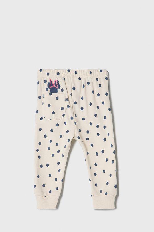 GAP - Spodnie dziecięce 50-86 cm 77 % Bawełna, 14 % Poliester, 9 % Poliester z recyklingu