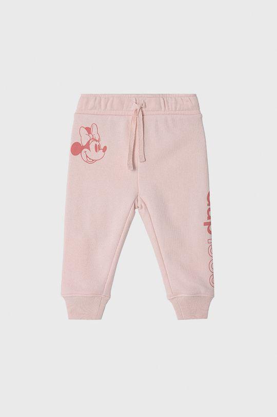 pastelowy różowy GAP - Spodnie dziecięce 74-110 cm Dziewczęcy