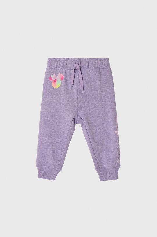 lavanda GAP - Pantaloni copii 74-110 cm De fete