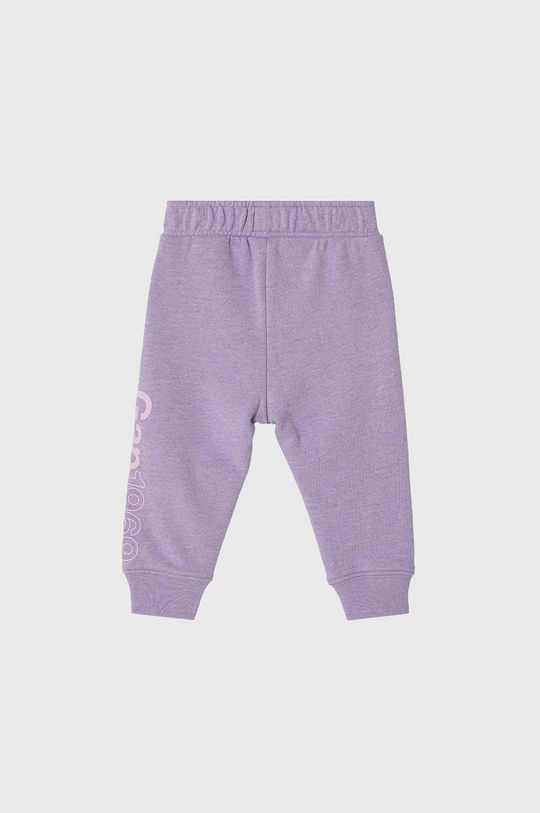 GAP - Pantaloni copii 74-110 cm lavanda