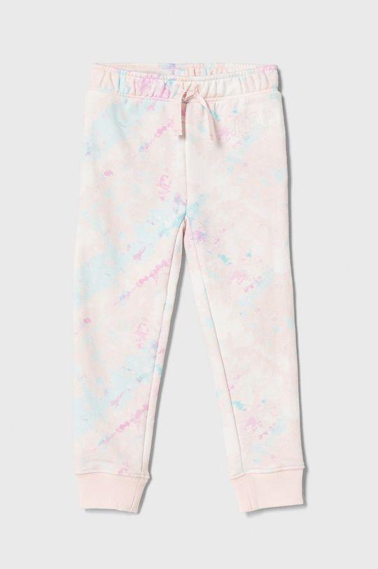 pastelově růžová GAP - Dětské kalhoty 74-110 cm Dívčí