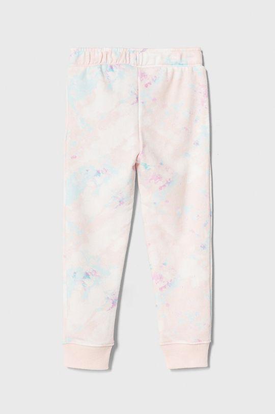 GAP - Dětské kalhoty 74-110 cm pastelově růžová