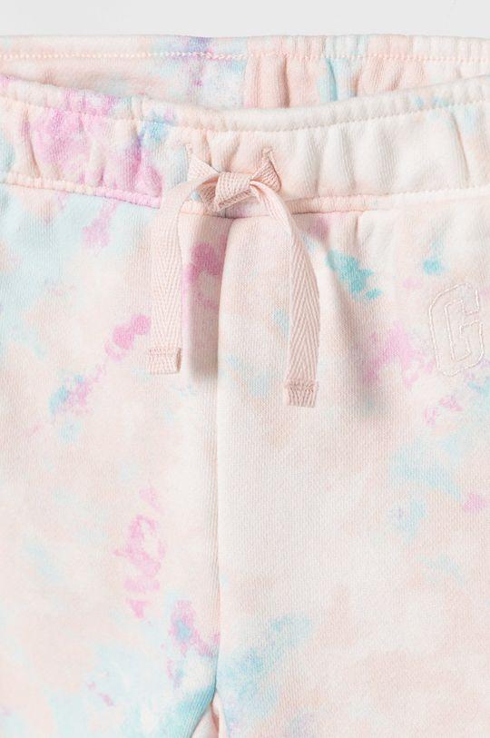 GAP - Dětské kalhoty 74-110 cm  77% Bavlna, 14% Polyester, 9% Recyklovaný polyester