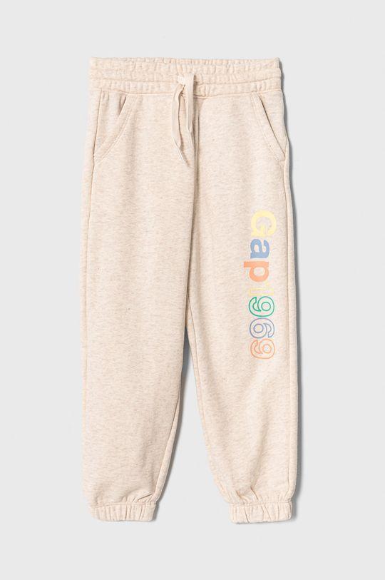 kremowy GAP - Spodnie dziecięce 104-176 cm Dziewczęcy