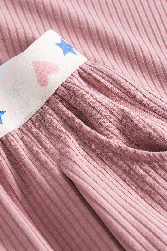 Femi Stories - Spodnie dziecięce Darby 116-158 cm różowy