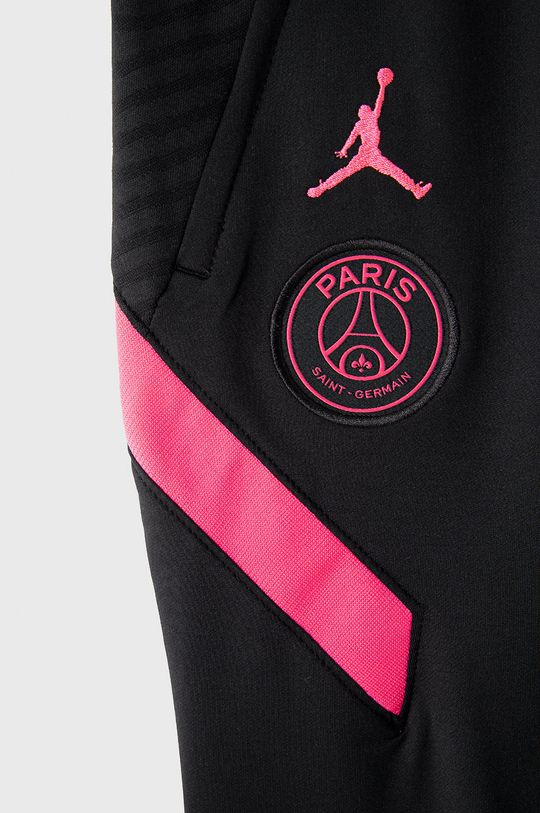 Nike Kids - Dětské kalhoty  Hlavní materiál: 9% Elastan, 91% Polyester Ozdobné prvky: 5% Elastan, 95% Polyester Podšívka kapsy: 100% Polyester