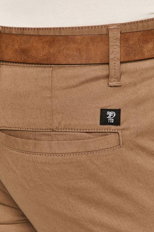 béžová Tom Tailor - Kalhoty