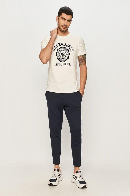 Tom Tailor - Kalhoty námořnická modř