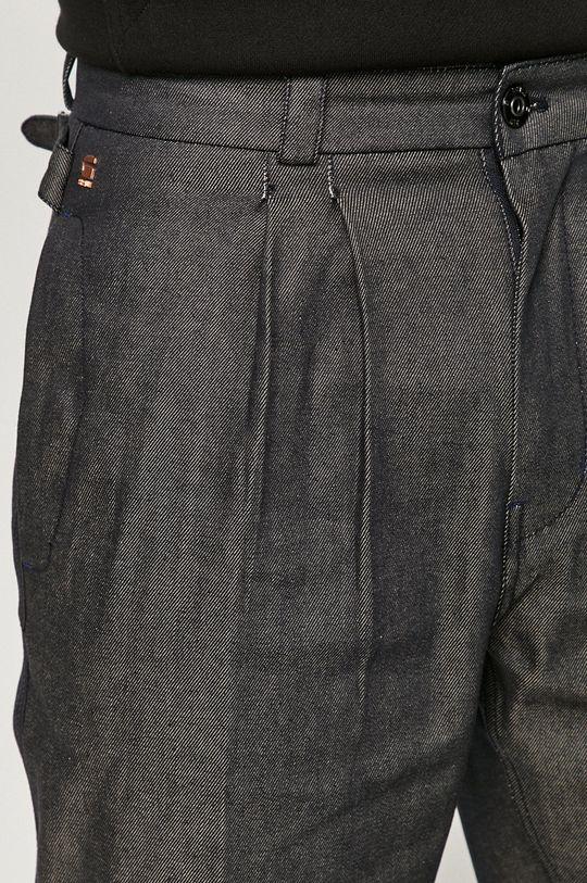granatowy G-Star Raw - Spodnie