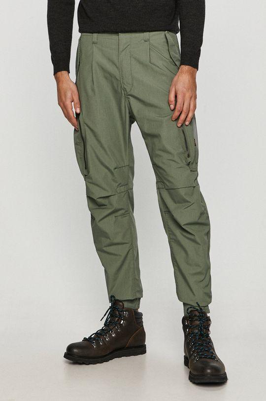 zielony G-Star Raw - Spodnie Męski