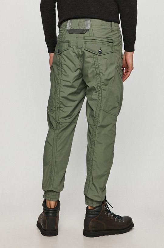 G-Star Raw - Spodnie Materiał zasadniczy: 35 % Bawełna, 65 % Poliester, Podszewka kieszeni: 50 % Bawełna, 50 % Poliester