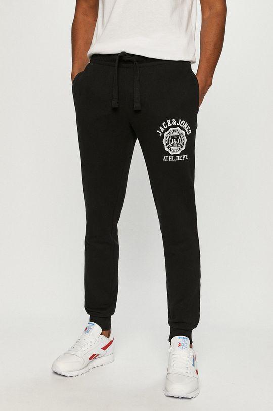 negru Jack & Jones - Pantaloni De bărbați