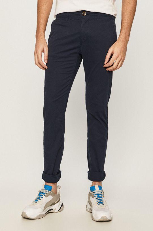 námořnická modř Tom Tailor - Kalhoty Pánský