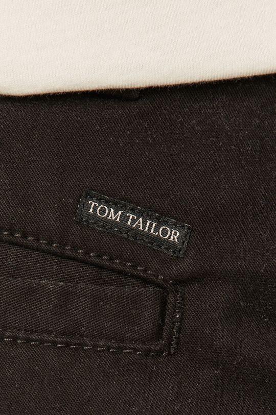 čierna Tom Tailor - Nohavice